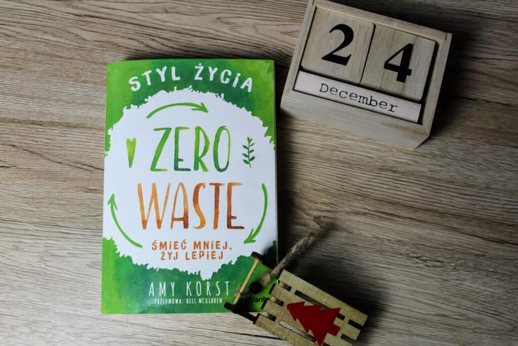 książki o zero waste amy korst