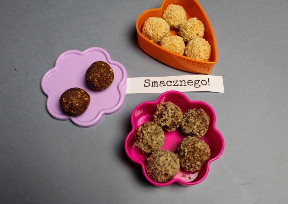zdrowe słodycze dla dzieci