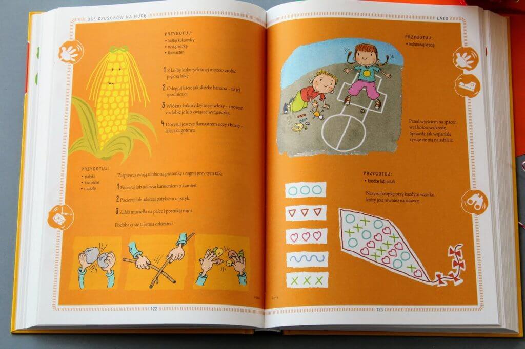 365 sposobów na nudę książka