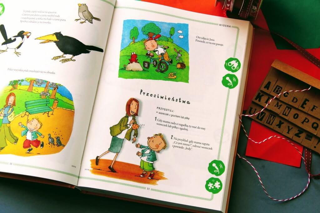 zabawy z dzieckiem - 365 sposobów na nudę