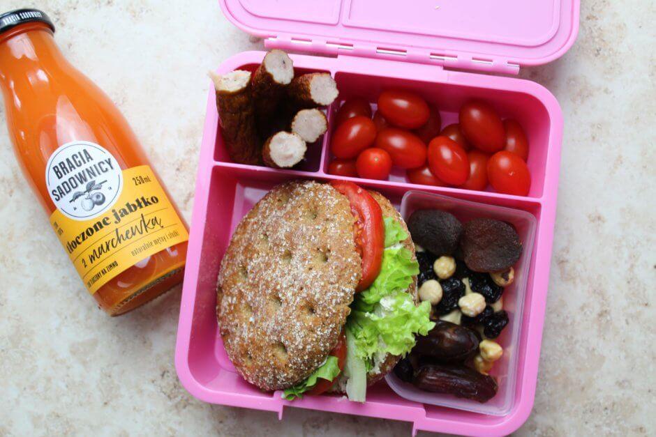 lunchbox przepisy