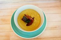 zupa krem z brzydkich warzyw