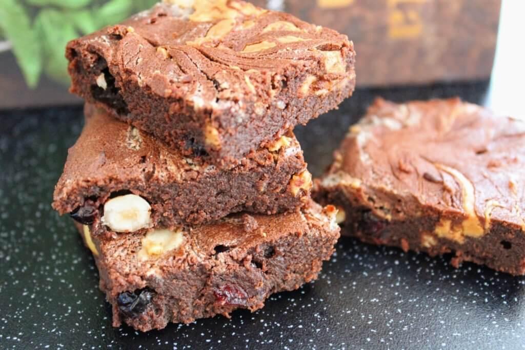 Brownie z tahinie