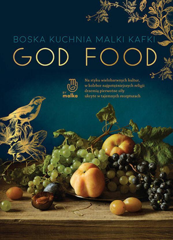 książki kulinarne pod choinkę - god food