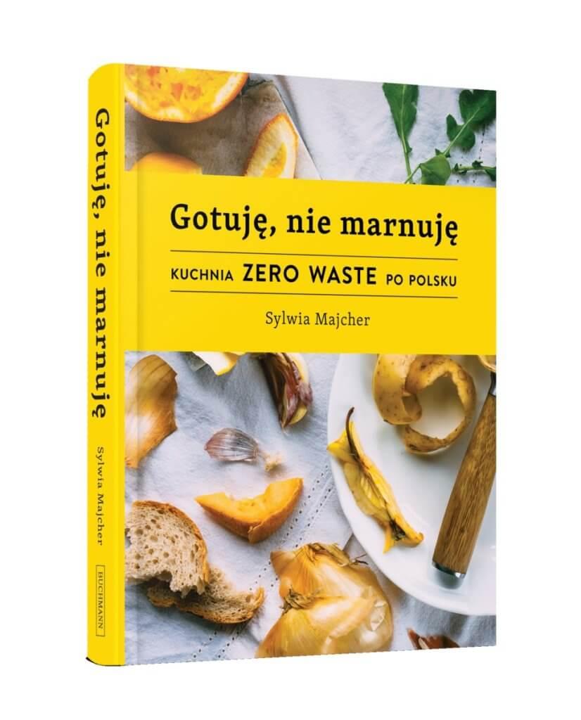 książki kulinarne pod choinkę - gotuję nie marnuję