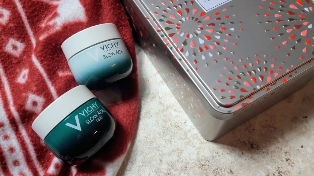 ANTI-POLLUTION | Vichy Slow Age Noc