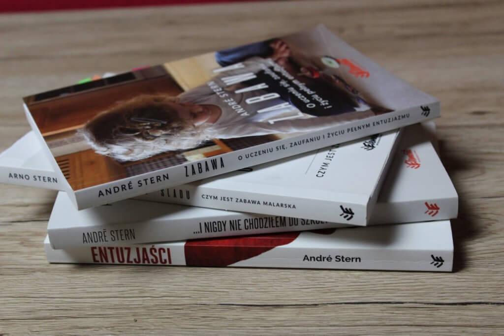 książki dla rodziców stern