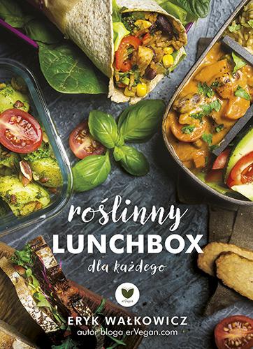 przepisy na wegetariański lunchbox książki