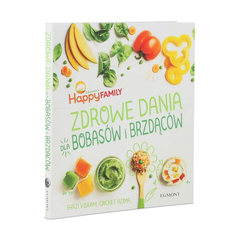 książki kulinarne pod choinkę - zdrowe dania dla bobasów i brzdąców