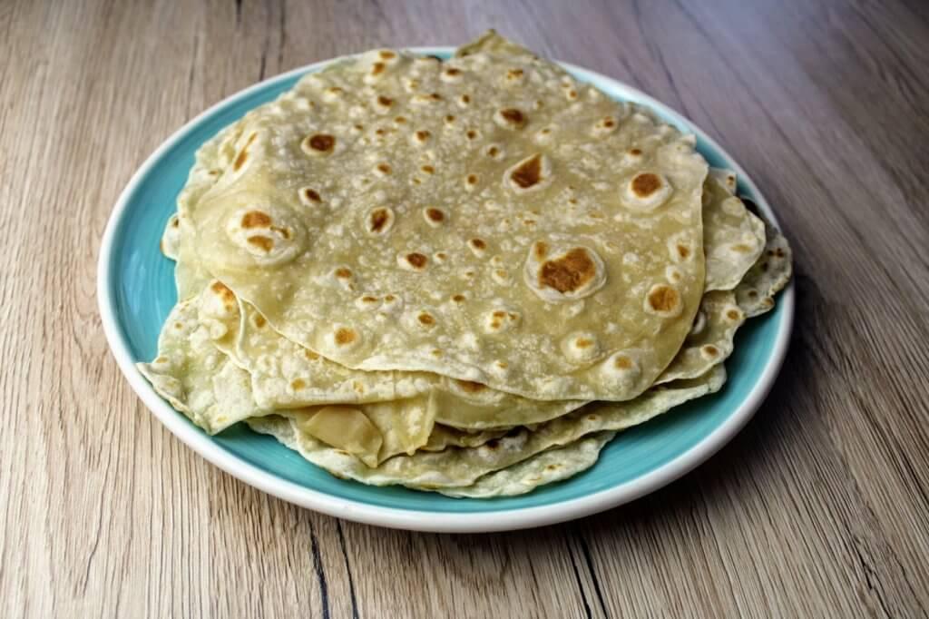 Domowa tortilla - przepis