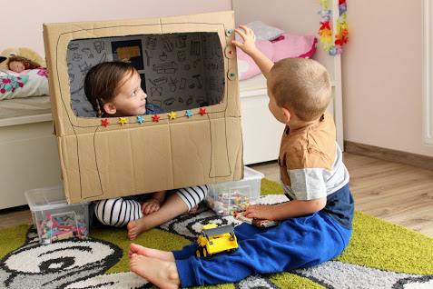 DIY co zrobić z dzieckiem