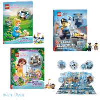 Książki z klockami LEGO® <br>od Wydawnictwa Ameet