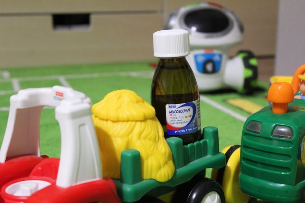 Kaszel u dziecka - jak sobie radzić z pierwszymi objawami choroby