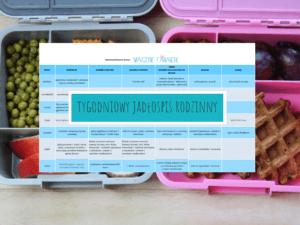 planowanie posiłków