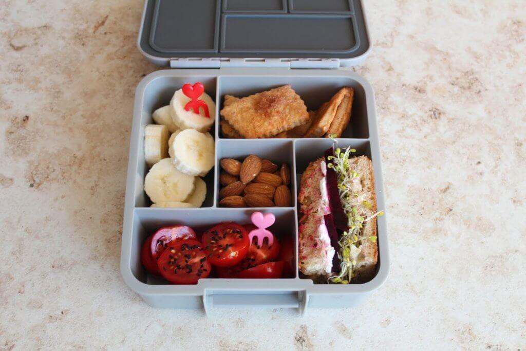 domowe krakersy bez chemii przepis na lunchbox