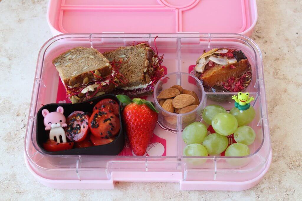 lunchbox super krówka