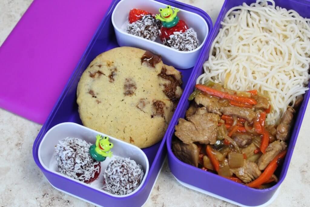 lunchbox - super krówka