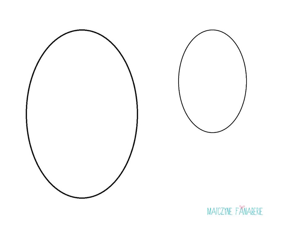 szablony - kartki ozdoby wielkanocne
