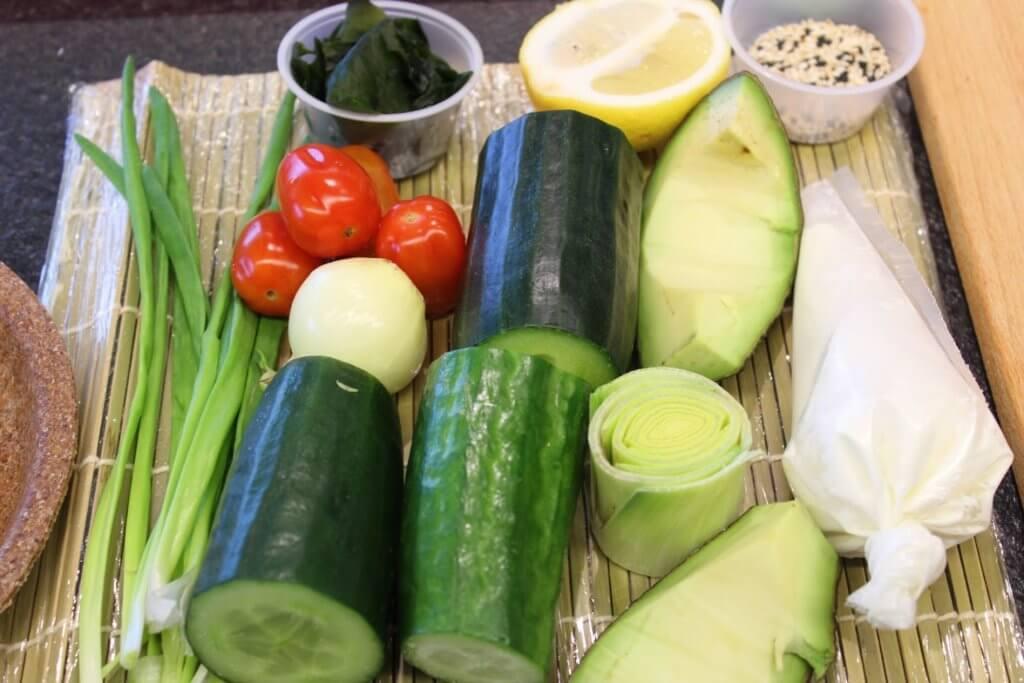 najlepsze warzywa świeże i marynowane