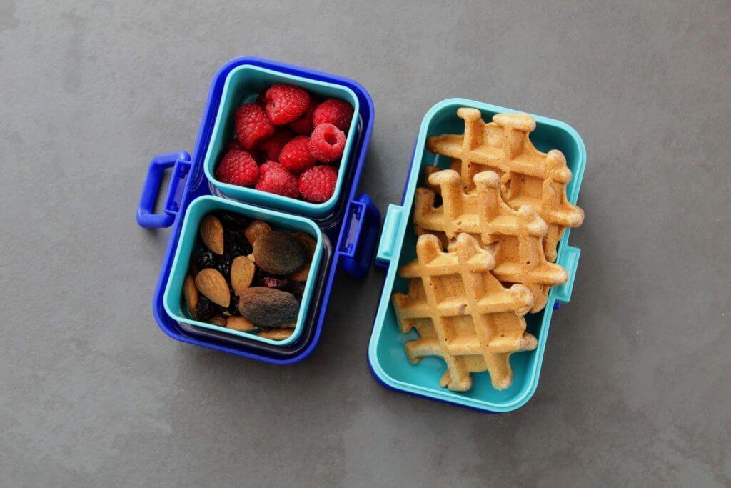 gofry bezglutenowe przepis na lunchbox