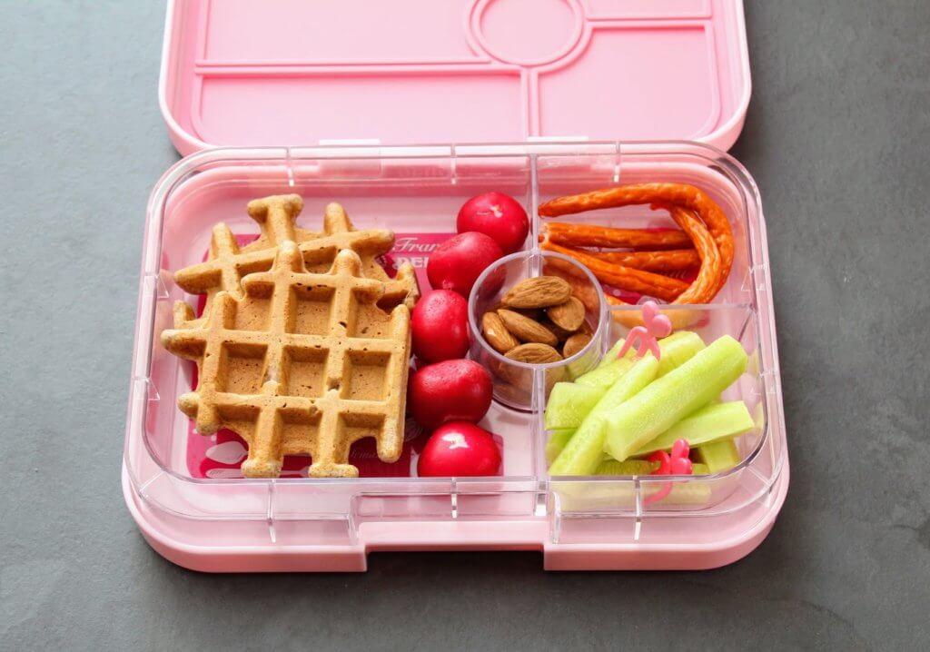lunchbox gofry bezglutenowe przepis