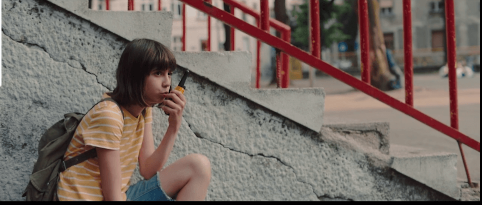 kadr z filmu Łowcy Czarownic