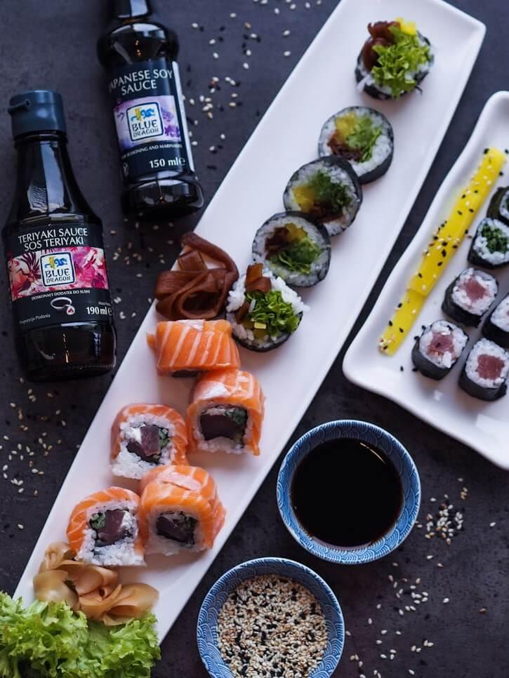 najlepsze sushi przepis
