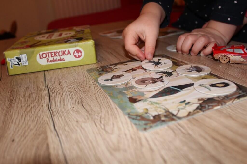loteryjka dla 3 latka