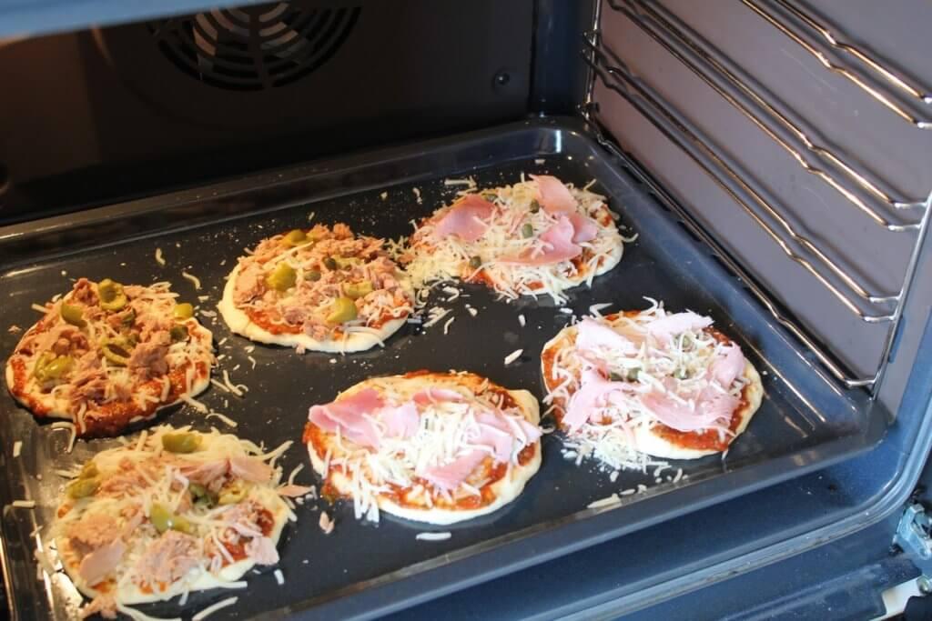 domowa wersja pizzy z piekarnika electrolux
