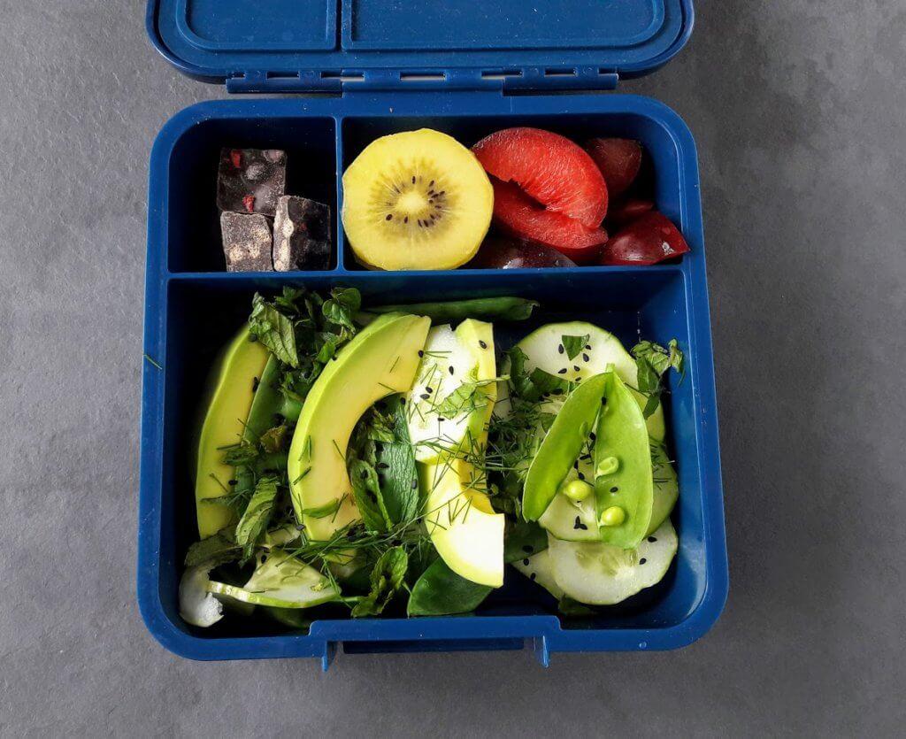 lunchbox bento do szkoły