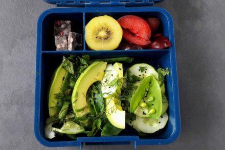 szczelny lunchbox bento do szkoły