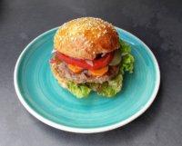 hamburger domowy