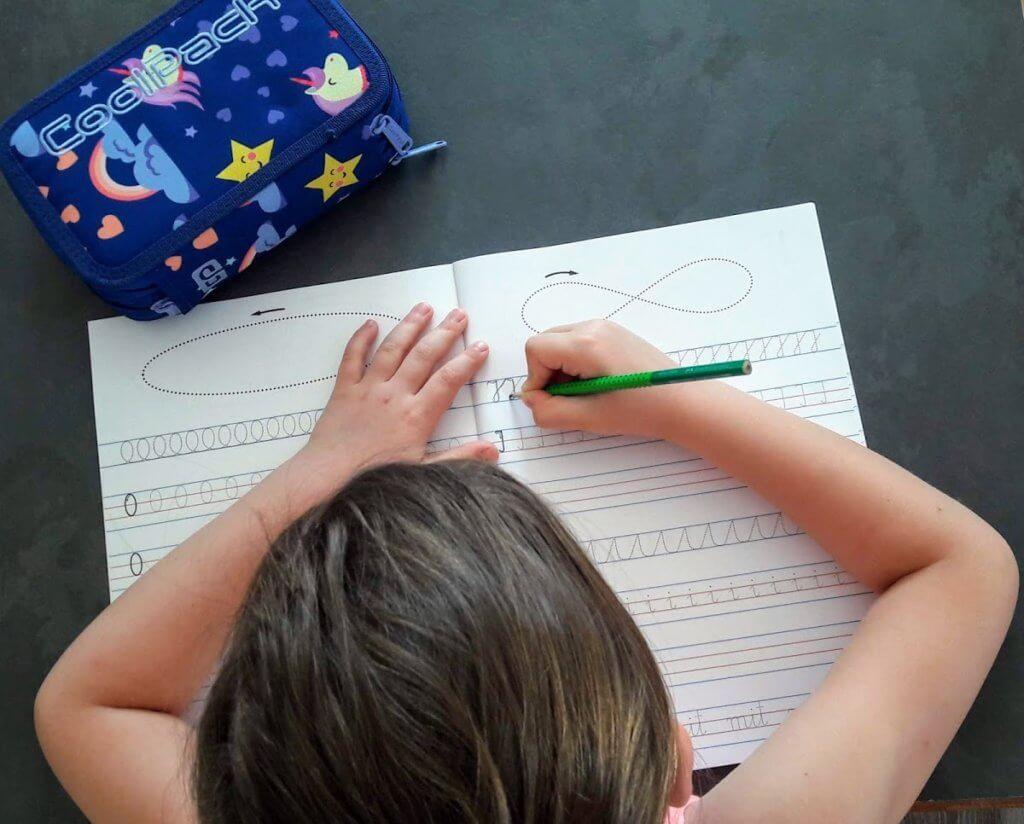 nauka pisania pokonać dysgrafię