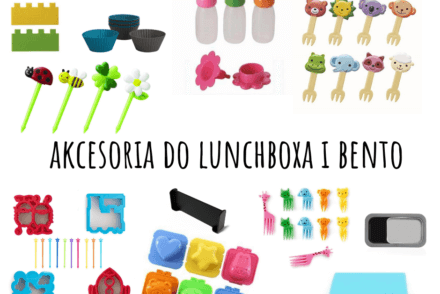 akcesoria do lunchboxa