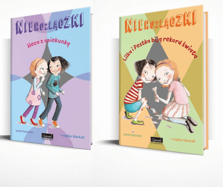 NIerozłączki - książki o przyjaźni