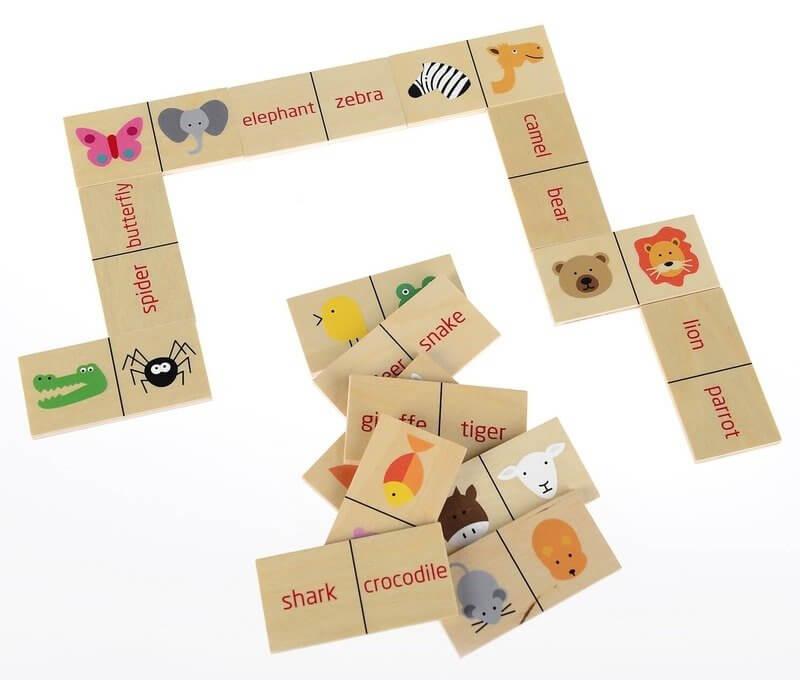 Domino Zabawki edukacyjne