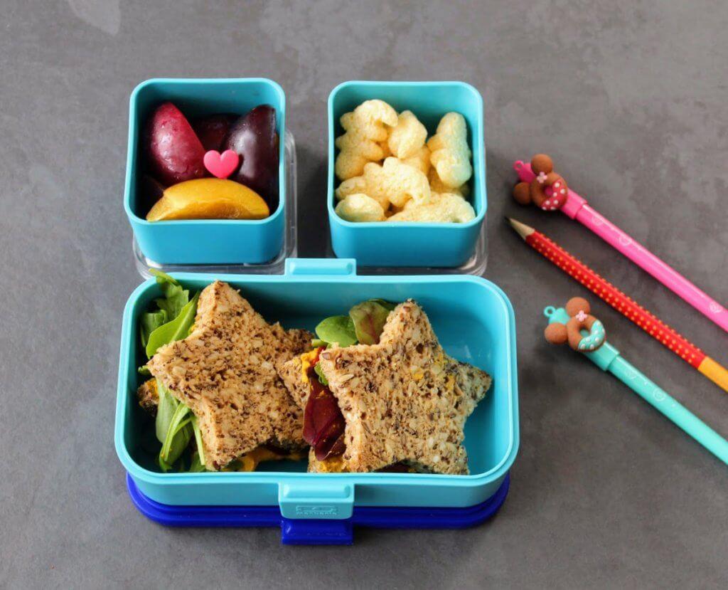 lunchbox do szkoły bez glutenu