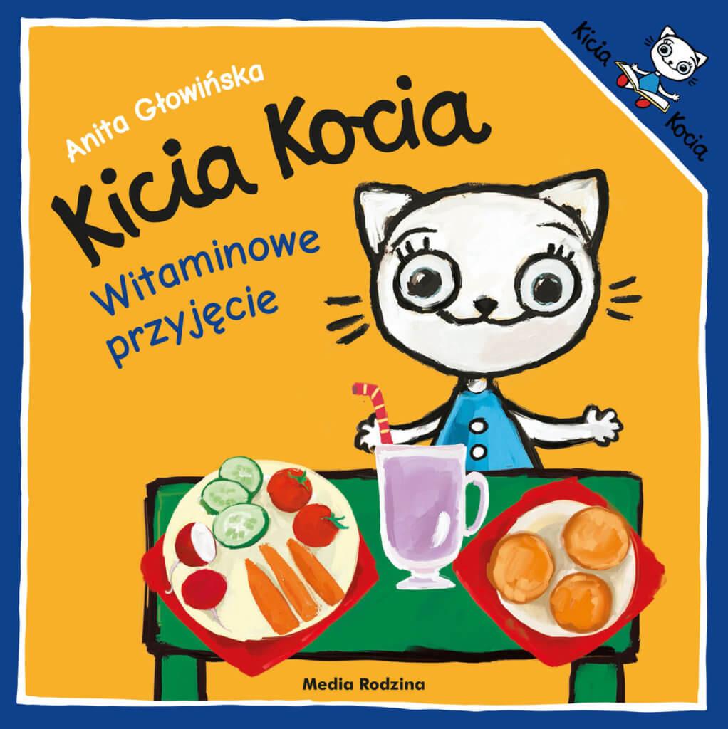Kicia Kocia i witaminowe przyjęcie