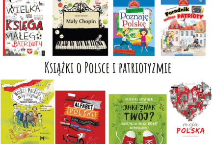 książki o patriotyzmie polsce