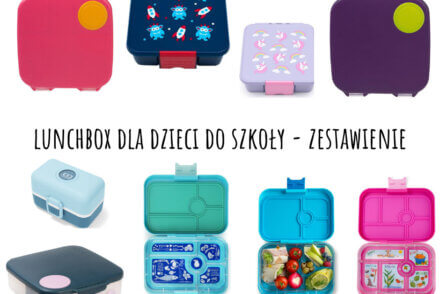 lunchbox do szkoły test