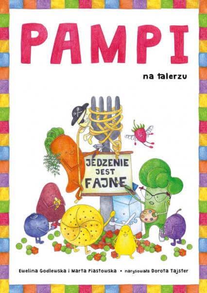 książki o warzywach dla dzieci