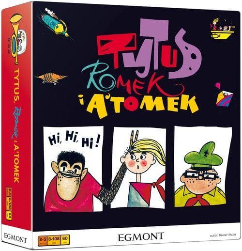 gry planszowe dla 7 i 8 latka