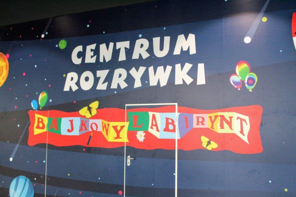centrum rozrywki dla dzieci