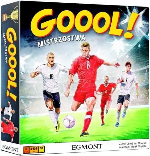 gra planszowa o piłce nożnej