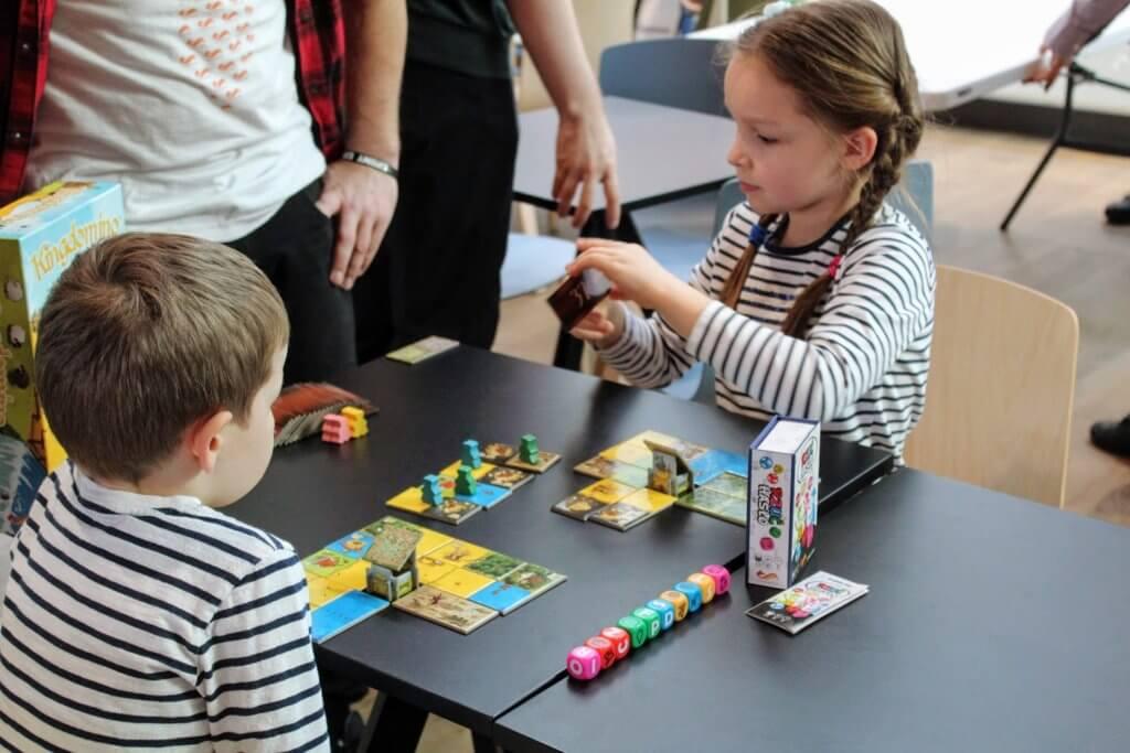 gry planszowe dla dzieci Galeria Młociny