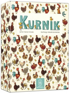 Kurnik - planszówka