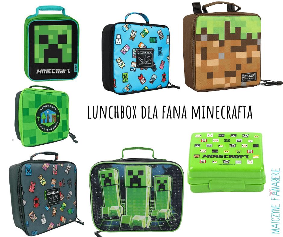 prezent dla fanów Minecrafta
