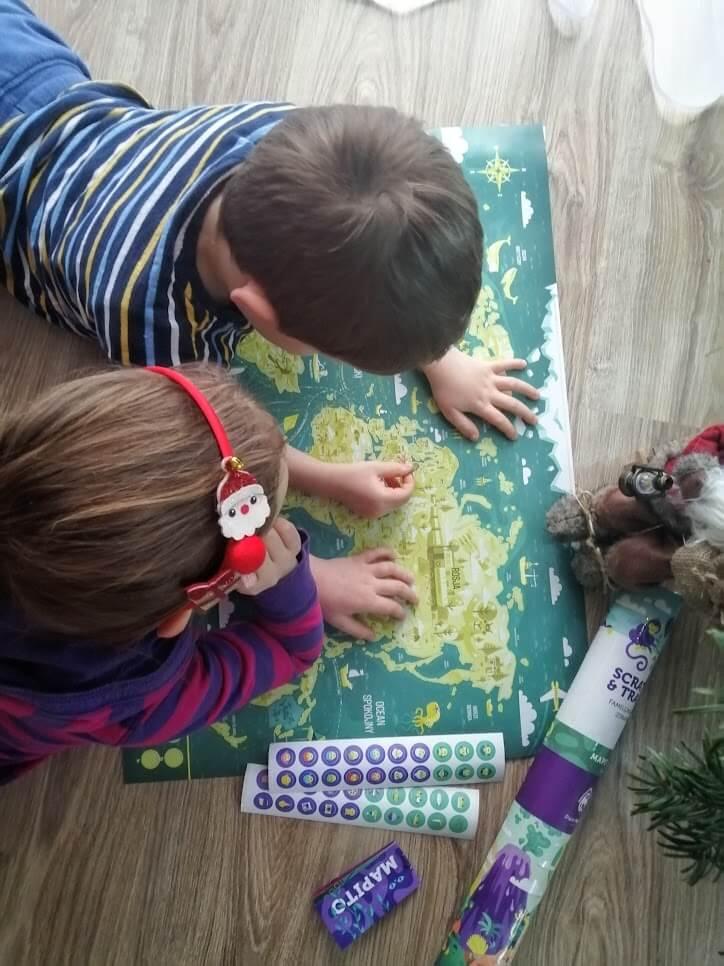 mapito - mapy zdrapki
