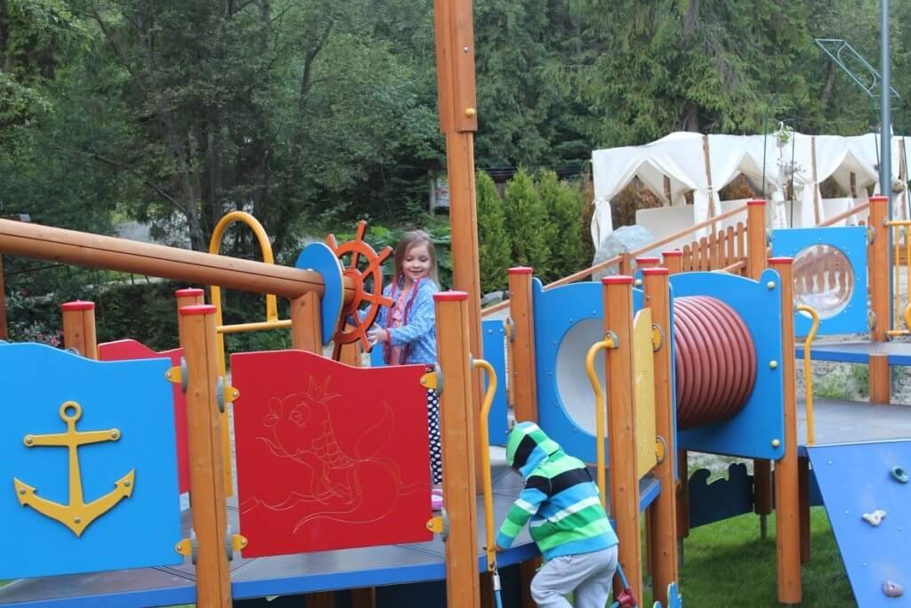 wakacje z dzieckiem krynica górska