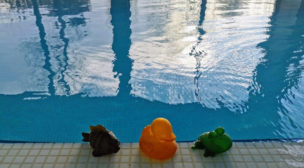bezpieczne zabawki do kąpieli